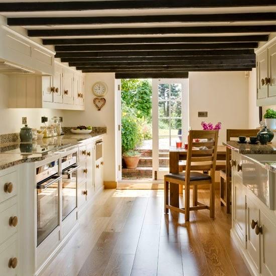 Kitchen Without Door
