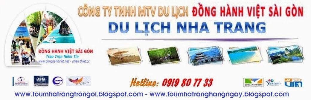 TOUR NHA TRANG HANG NGAY