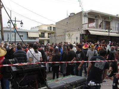 Carnival of Agioi Theodoroi