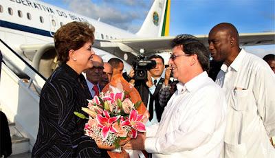 Cuba: Dilma alerta os EUA para não fazerem dos Direitos Humanos uma arma unilateral