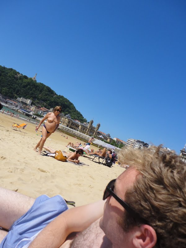 The true Sex images in spain beach