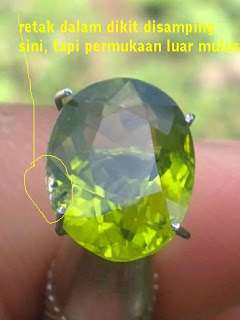 peridot or olivine
