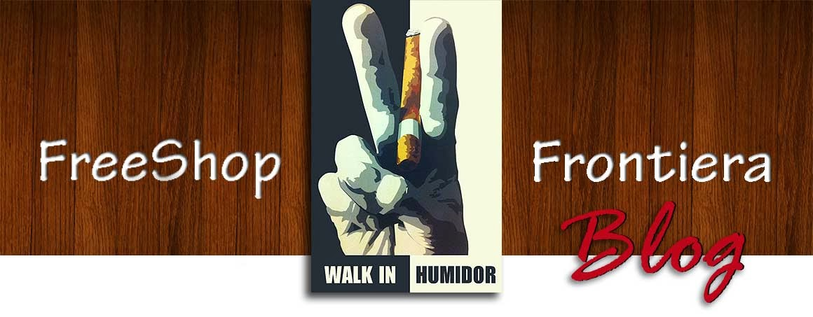 Walk In Humidor FreeShop Frontiera