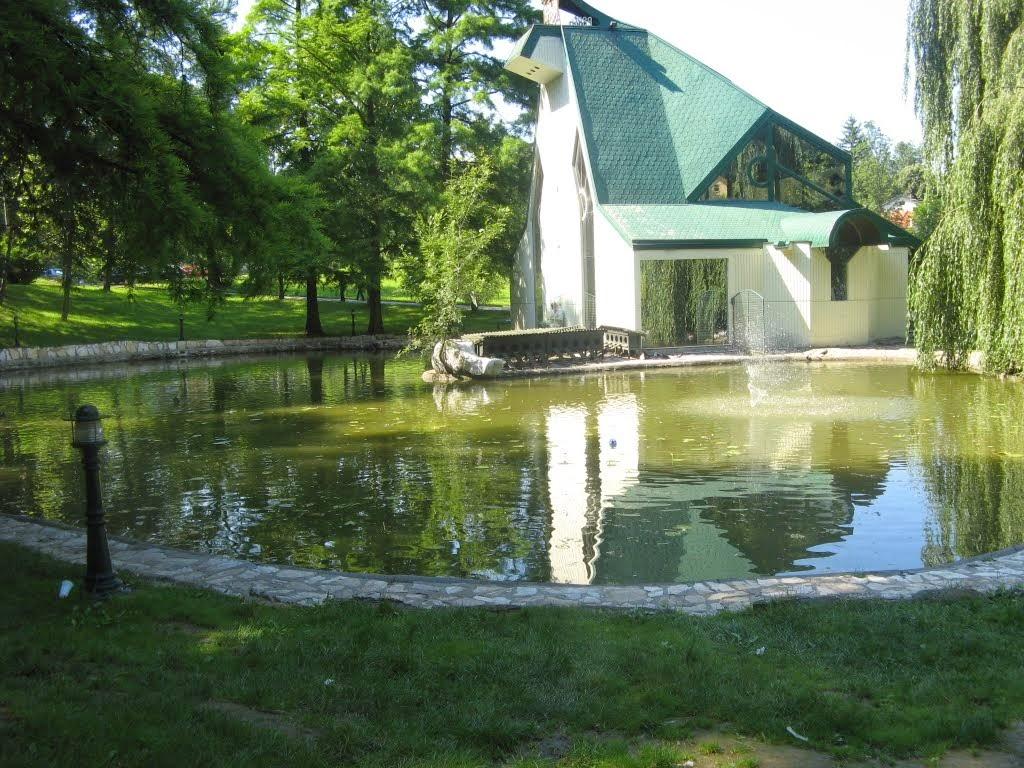 Mineralni izvor Jezero Vrnjacka banja