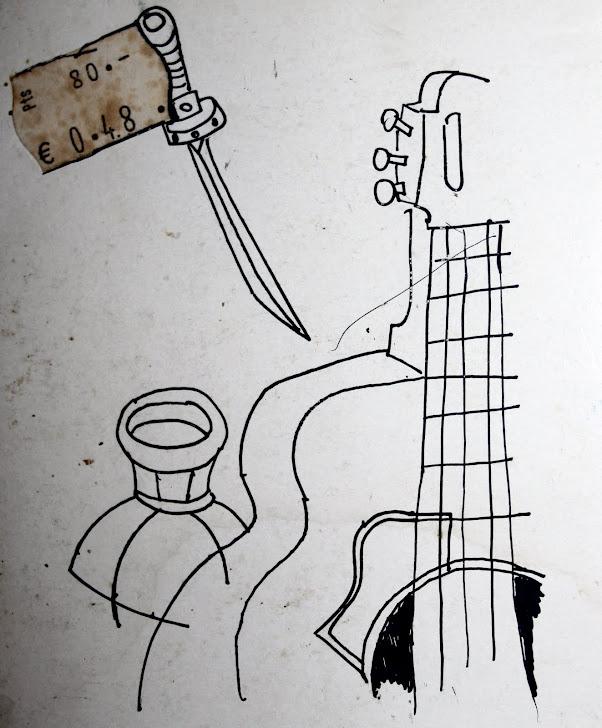 Guitarra gorda