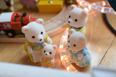 Polar Bear Sylvanian family - christmas gift guide 2015 - emma in bromley