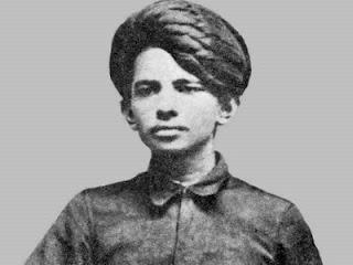 Photos d'enfance Mahatma Gandhi