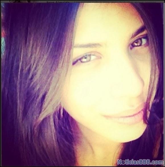 Franciele Almeida BBB 2014