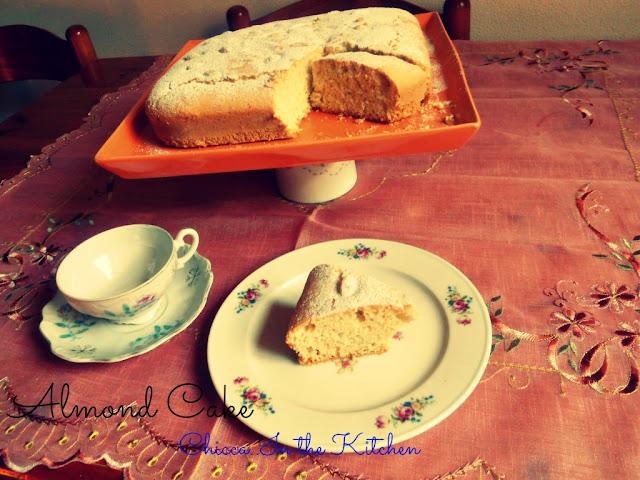 my almond cake