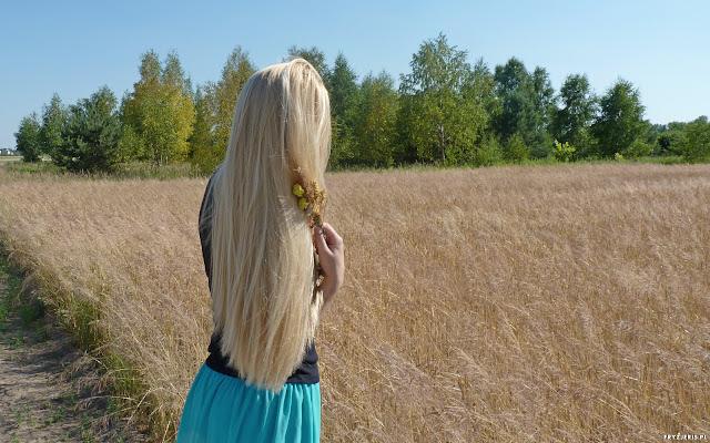 włosy hair