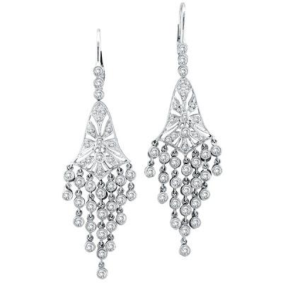 Diamond Earring designs