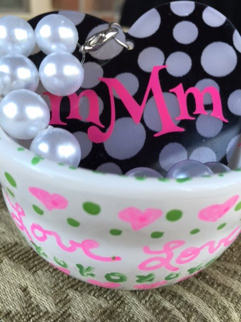 Polka Dot and Pearl Valentine Workshop 2016