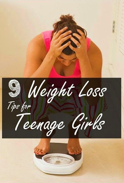9 Weight Loss Tips For Teenage Girls