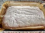Prajitura cu cocos, nuca si crema preparare reteta blat cu nuca in tava