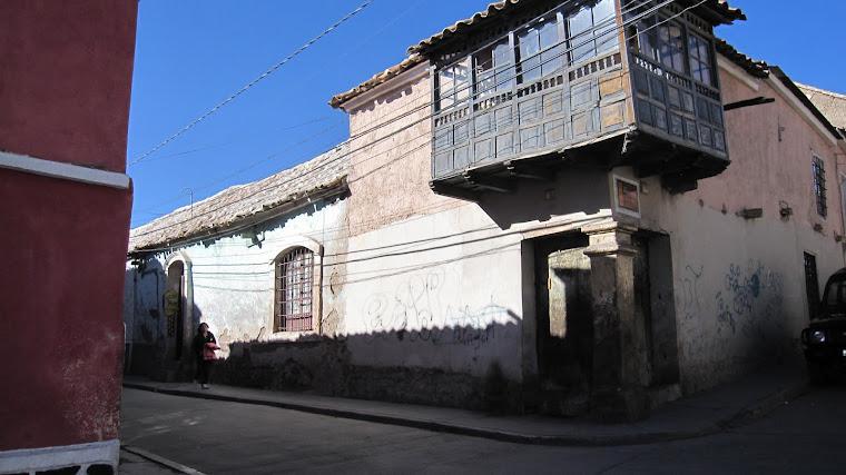 Balcón colonial
