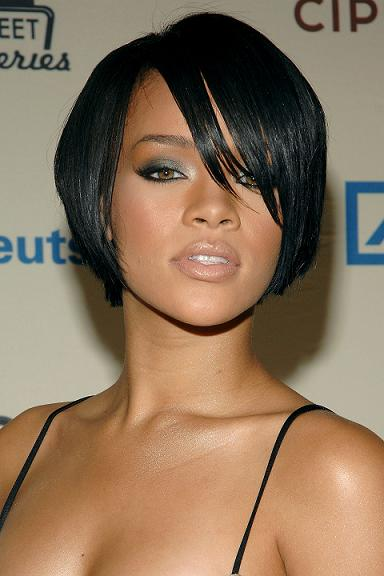 2012 best short celebrity haircuts photos high cut hair style