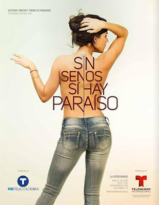 Sin Senos Sí Hay Paraíso (TV Series) S03 D4 Custom HD Latino