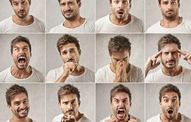 Expresiones faciales emocionales innatas o adaptativas