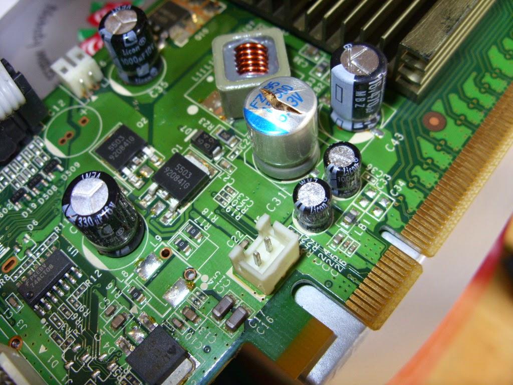Electronics and Me - La Electronica y Yo: ATX Power Supply - LPG9-25 ...
