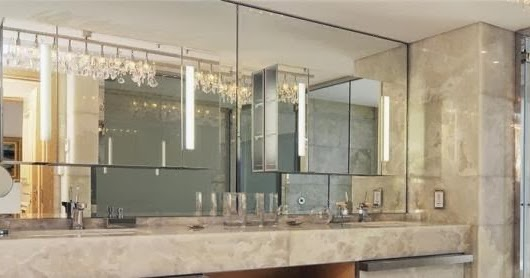 Decorative Bathroom Vanity Wall Mirrors : Decorative wall mirrors for bathroom vanity