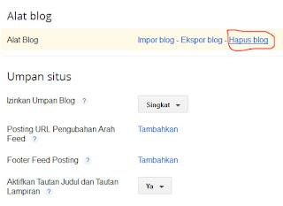 cara-hapus-blog-dari-google