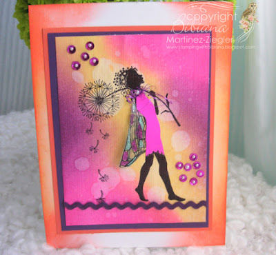 lavinia bright colors distress inks make a wish stamp last view