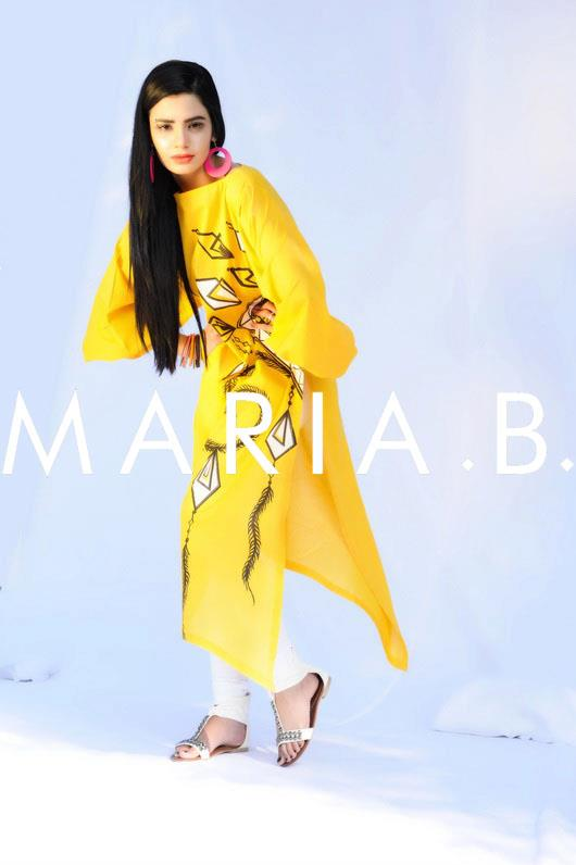 Eastern Female Summer Lawn Collection 2012 By Maria B