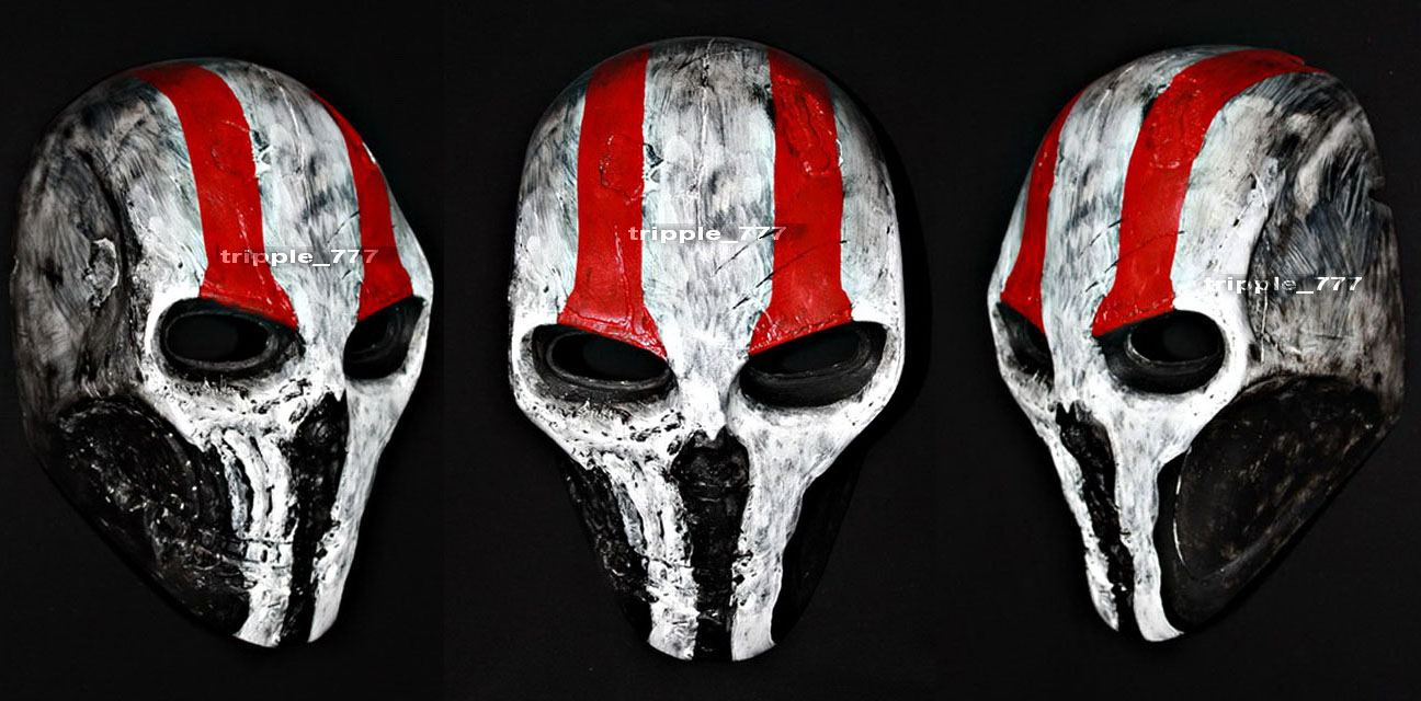 Army Of Two Rios Paintball Mask