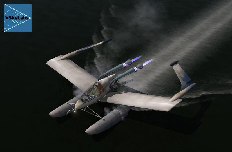 VSKYLABS UL-104 J/R
