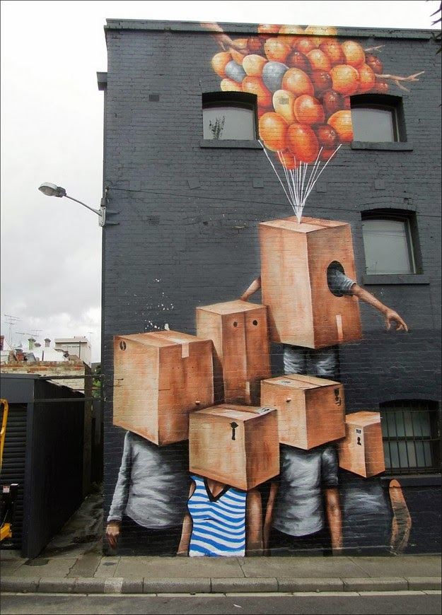 creative murals by Fintan Magee-1
