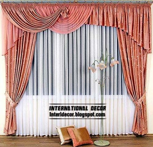 Interior Design 2014: Top 10 fashion types of curtains 2014 for ...