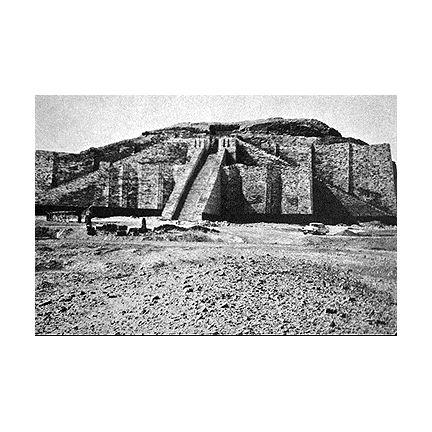 Sumerian Architecture Ziggurat5