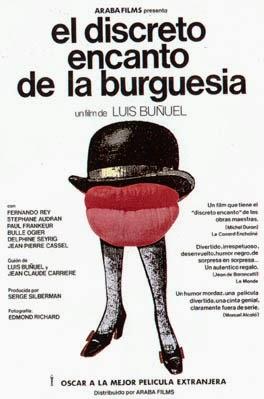 el discreto encanto de la burguesía