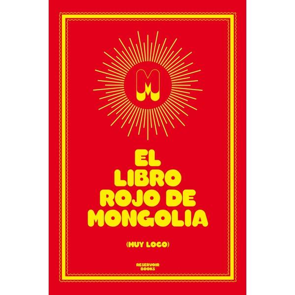 libro rojo mongolia