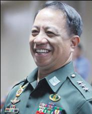 Lieutenant General Delfin N. Bangit