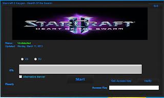 Starcraft 2 Keygen