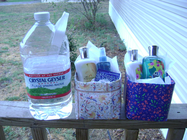 Eco-Friendly Freckles: Upcycle One Gallon Water Bottles ...