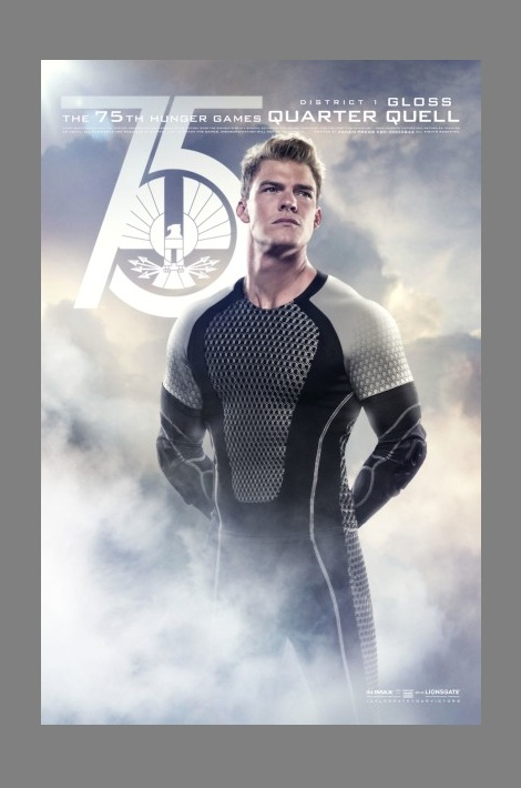 Gloss Catching Fire Movie Poster