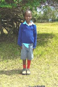 Our Dominic in Kenya