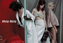 MIU MIU SS2013 Ad Campaign