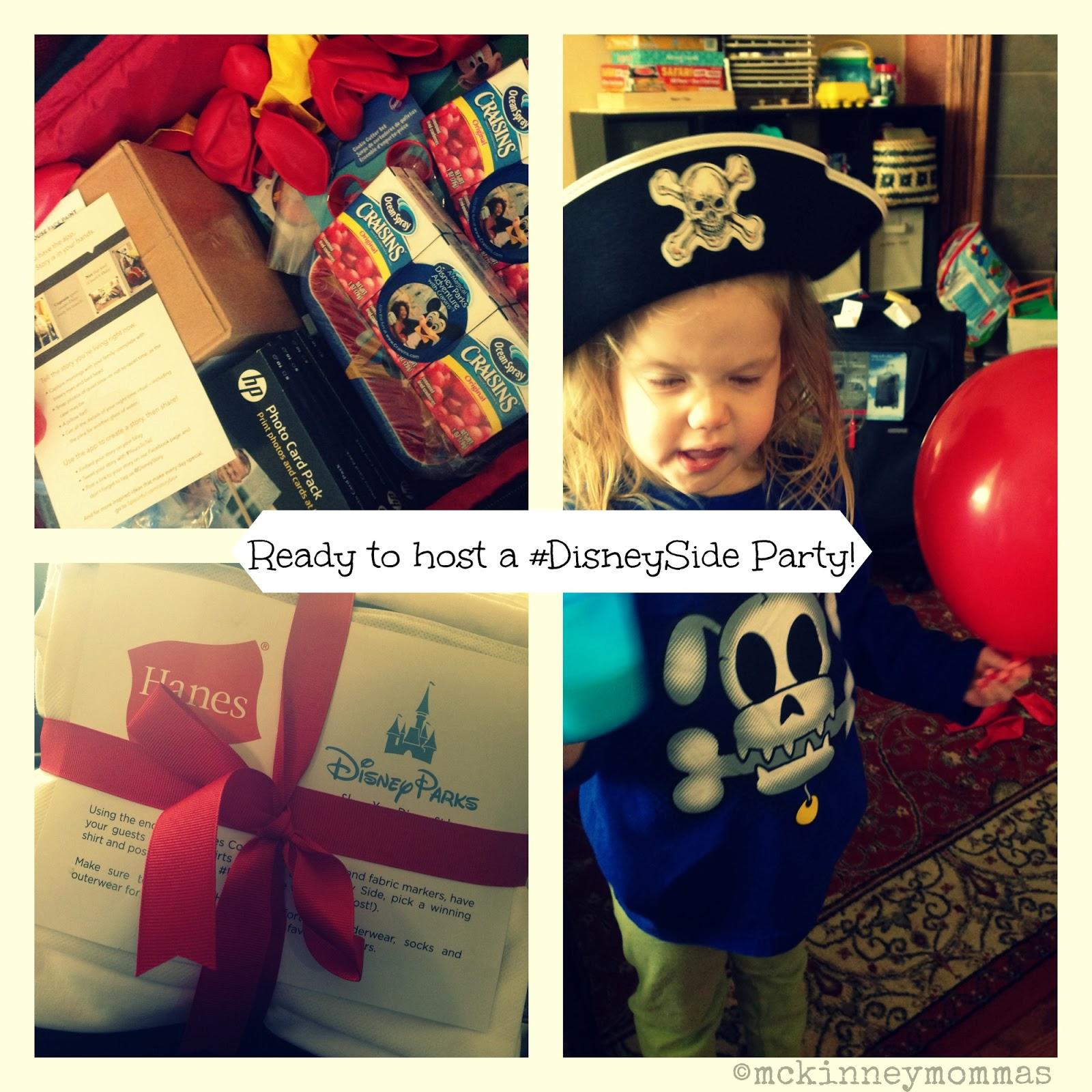 Pirate Girl #DisneySide