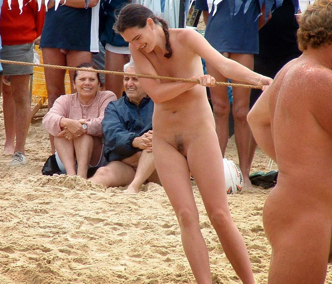 in Nudist australia retreats