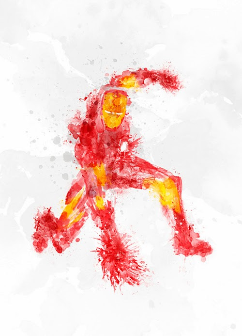 Iron Man by Kacper Kiec