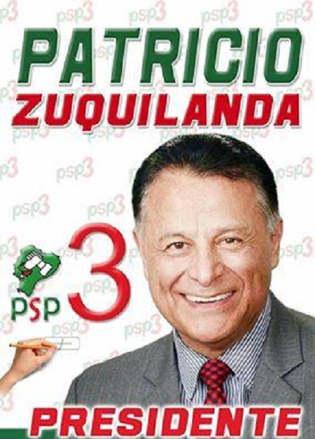 Dr. Patricio Zuquilanda Duque