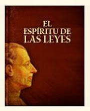 """Leer """"SOLO"""" el Libro XI El Espíritu de las Leyes"""