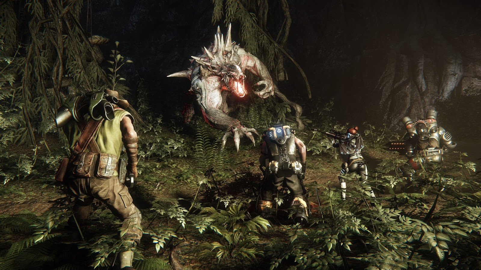 Preview: Team Based Co-Op To One Man Destruction In Evolve - weknowgamers