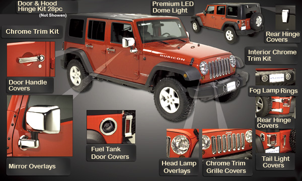 jeep wrangler unlimited accessories. Cars Review. Best American Auto & Cars Review