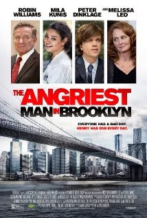 Watch The Angriest Man in Brooklyn (2014) Movie Online Without Download