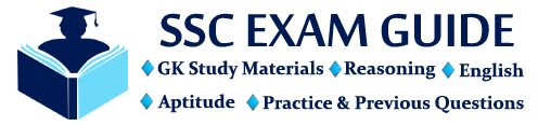 SSC Exam Guide