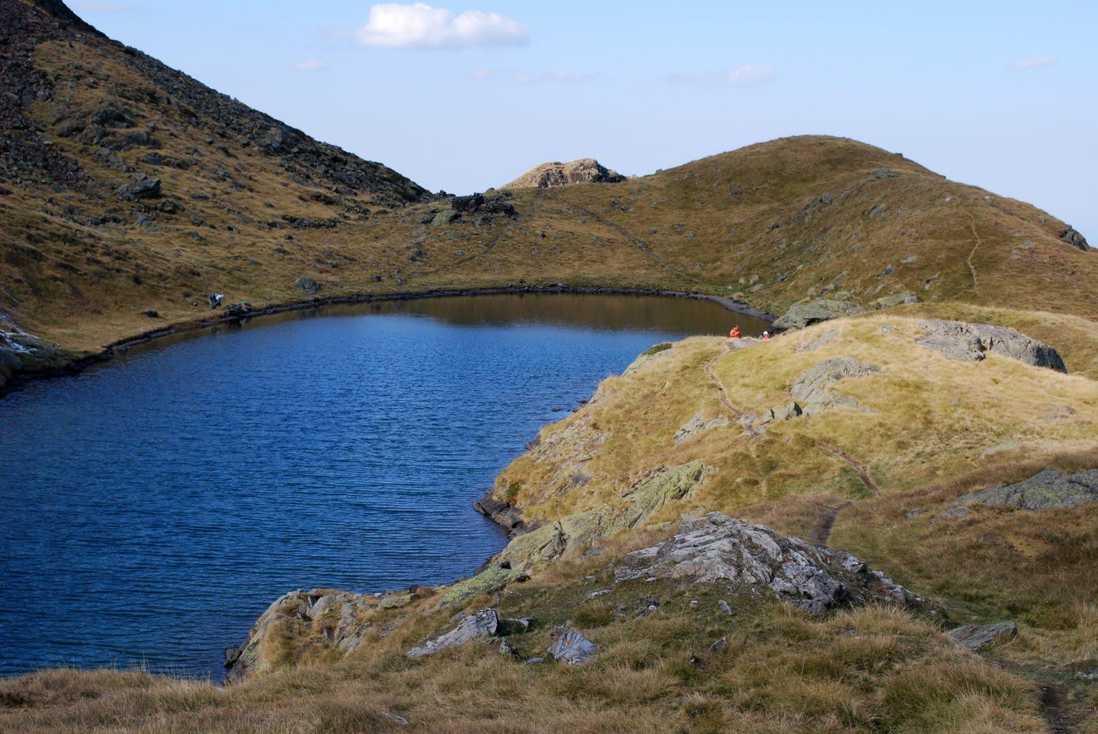 Lac bleu par hautacam